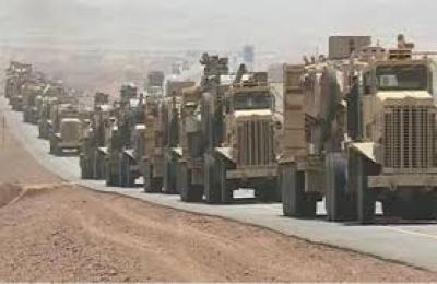 Photo of التعزيزات العسكرية الاماراتية مستمرة إلى عدن