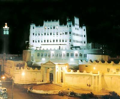 Photo of قصر سيئون .. 5 قرون في مهب الريح