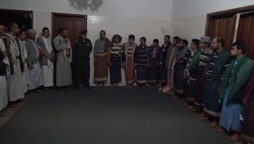 Photo of الإفراج عن 36 اسيراً من الموالين لهادي بحجة
