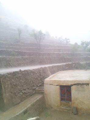 Photo of الأرصاد: استمرار هطول الامطار الرعدية على أغلب المناطق الجبلية وأجزاء من السواحل