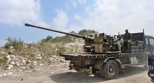 Photo of قصف مدفعي مكثف ينذر بانتهاء الهدنة بين طرفي الصراع بأبين