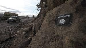 "Photo of إلقاء منشورات في البيضاء تعرض مكافأة مقابل الادلاء بمعلومات حول ""3"" من قيادات تنظيم القاعدة"
