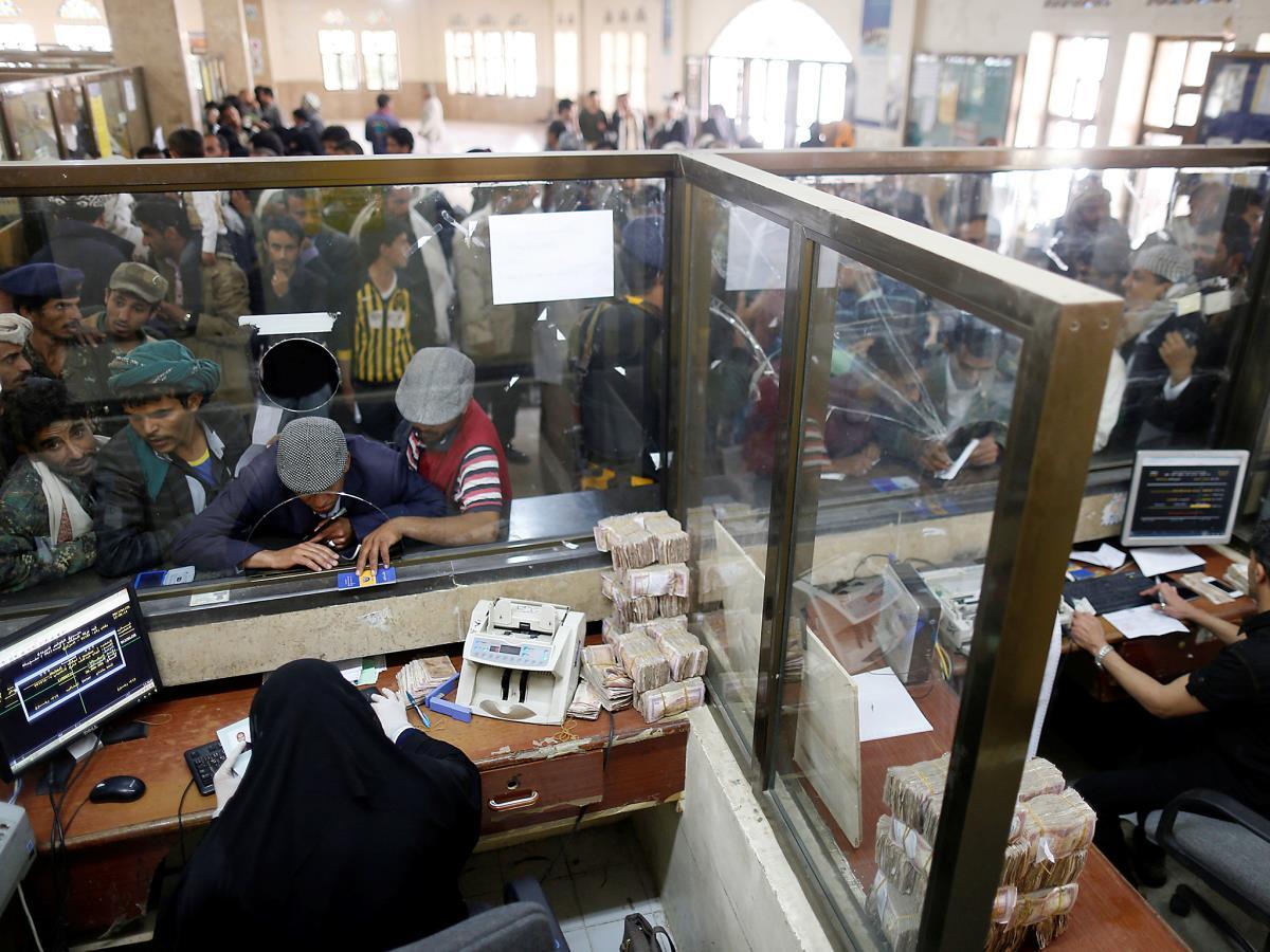 Photo of تعثر صرف معاشات المتقاعدين المدنيين