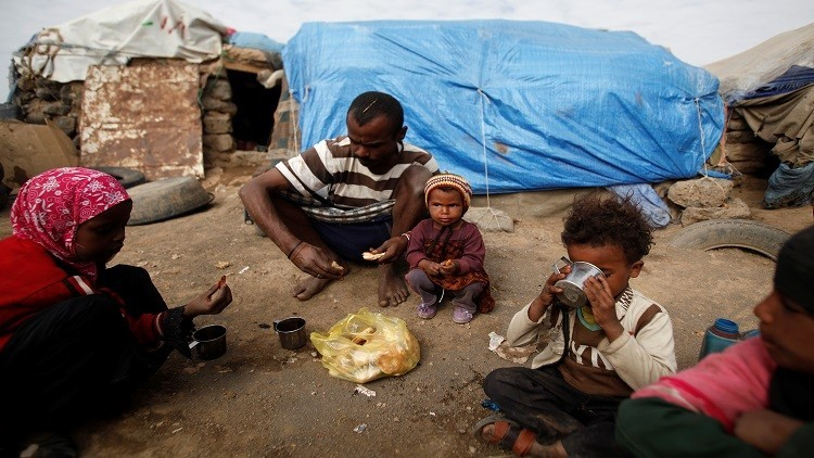 Photo of صحيفة امريكية: اليمن على بُعد خطوة واحدة من المجاعة