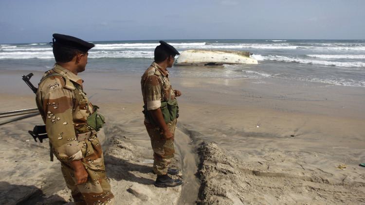 Photo of احتجاز زورقين لقوات خفر السواحل الإرتيرية بعد دخولهما المياه الإقليمية اليمنية