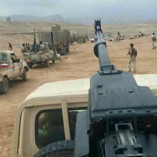 Photo of تعزيزات النخبة صوب مديرية عرما تعيد التوتر إلى محافظة شبوة