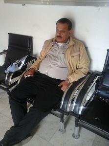 Photo of صنعاء .. النائب أحمد سيف حاشد يعتصم في مجلس النواب