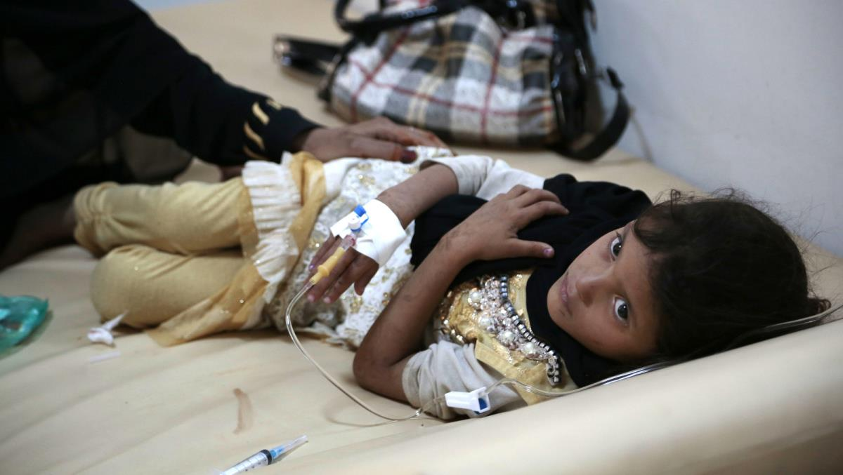 Photo of لحج .. وفاة طفلة واصابة حالات اخرى بمرض الكوليرا بمنطقة المسيمير