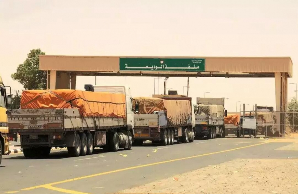 Photo of اغلاق منفذ الوديعة مؤقتاً أمام المسافرين واستمرار حركة الشحن التجاري والإغاثي