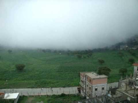 Photo of الأرصاد: أمطار متفرقة على مناطق جبلية وسهلية وضباب على المنحدرات