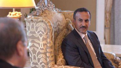 Photo of الحوثي يدعو أبوظبي للسماح لنجل الرئيس الأسبق بالعودة إلى اليمن
