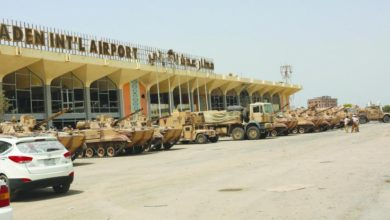 Photo of مقتل جندي من حراسة امن مطار عدن باطلاق نار