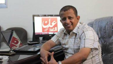 Photo of الصحفي فتحي بن لزرق يتهم قيادي في الانتقالي بالتحريض على قتله