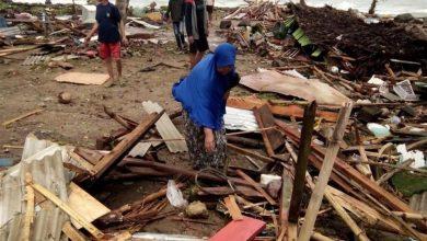 Photo of تسونامي يبث الرعب في إندونيسيا .. ويحصد 168 قتيلاً ومئات الجرحى