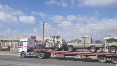 Photo of تعزيزات عسكرية سعودية تصل عدن