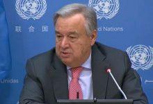 Photo of أمين الأمم المتحدة يدعو أطراف الصراع اليمني للانخراط في مفاوضات وقف اطلاق النار