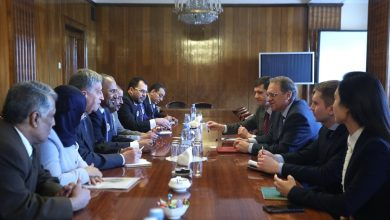 Photo of الخارجية الروسية تكشف ما دار في لقاء بوغدانوف ووفد المجلس الانتقالي الجنوبي