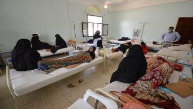 Photo of الصحة العالمية: 200 ألف إصابة بالكوليرا في اليمن