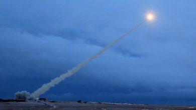 Photo of القوة الصاروخية بصنعاء تعلن استهداف مطار أبها جنوب السعودية بصاروخ كروز