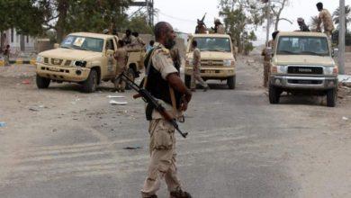 Photo of اغتيال قيادي وجندي في الحزام الامني برصاص مسلحين بأبين