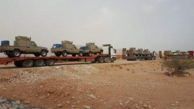 Photo of تعزيزات عسكرية سعودية في طريقها إلى عدن