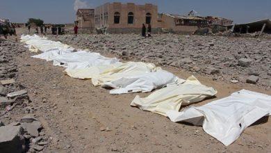 Photo of بيان مشترك للمنظمات الدولية في اليمن يدين استهداف التحالف للأسرى بذمار