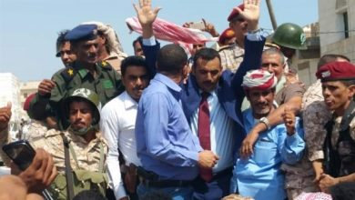 Photo of السلطة المحلية بسقطرى: نجاة المحافظ محروس من محاولة اغتيال