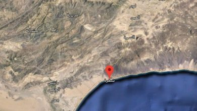 Photo of أبين .. استهداف مقر اللجنة العسكرية السعودية بقذائف