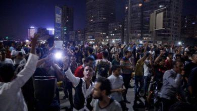 Photo of مصر .. ناشطون يفيدون باختفاء وتوقيف أكثر من 500 شخص في المظاهرات