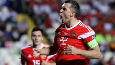 Photo of روسيا تقسو على قبرص بخماسية وتتأهل لكأس الأمم الأوروبية 2020