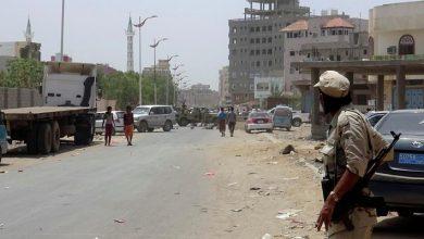 Photo of عدن .. ضحايا في هجوم مسلح على مركز شرطة بالشيخ عثمان