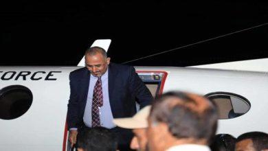 Photo of الانتقالي يكشف سبب وصول رئيسه إلى الرياض
