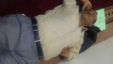 Photo of صنعاء .. النائب حاشد يبدأ اعتصامه في مجلس النواب