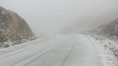 Photo of الأرصاد: كتلة هوائية باردة تؤثر على أغلب المحافظات الجبلية وأجزاء من الصحاري والهضاب الداخلية