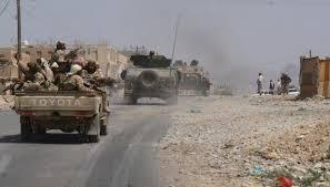 Photo of أبين على صفيح ساخن .. الانتقالي يدفع بتعزيزات عسكرية جديدة إلى مناطق التماس