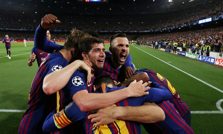 Photo of برشلونة يرد على ريال مدريد بصفقة جديدة