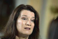 Photo of وزيرة خارجية السويد تصل عدن