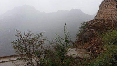 Photo of الأرصاد: أمطار متفرقة على عدد من المناطق ونشاط للرياح ترفع الموج وتخفض مدى الرؤية