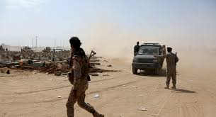 Photo of لحج .. مسلحون يهاجمون موكب عسكري سعودي في ردفان