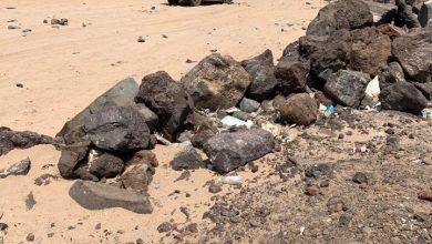 Photo of سواحل عدن خالية من الزوار في أيام العيد