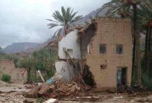 Photo of السيول تشرد مئات الأسر وتهدم عشرات المنازل في حضرموت