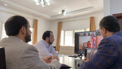 Photo of رئيس وفد صنعاء يلتقي دبلوماسيين بريطانيين
