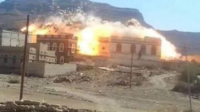 Photo of مصادر: قوات حكومة الانقاذ تدخل معقل الشيخ العواضي في البيضاء