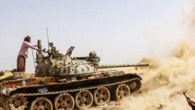 Photo of أبين .. تجدد المعارك بين قوات هادي والمجلس الانتقالي