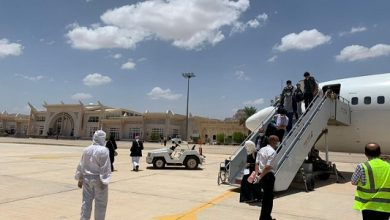Photo of اليمنية توضح اسباب تأخير جزء من حقائب المسافرين في رحلتها من الهند إلى عدن