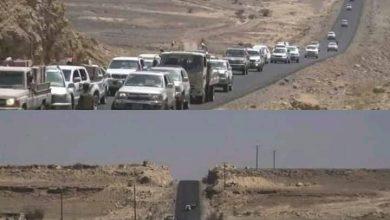 Photo of فتح طريق فرضة نهم والاشتباكات تعيق الوصول إلى مدينة مأرب