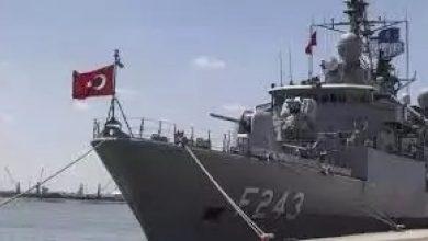 Photo of وزارة الدفاع التركية تكشف عن إرسال فرقاطة إلى خليج عدن