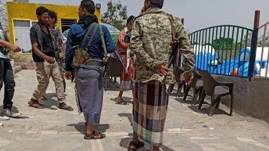 Photo of مسلحون يقودهم ضابط في اللواء 22 ميكا يقتحمون حديقة أطفال في مدينة تعز ويهددون القائمين على منتزه قيد الانشاء