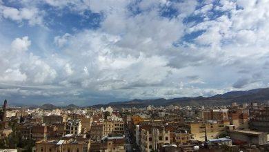 Photo of الأرصاد: استمرار حالة عدم الاستقرار مع تحسن طفيف في فرص هطول الامطار