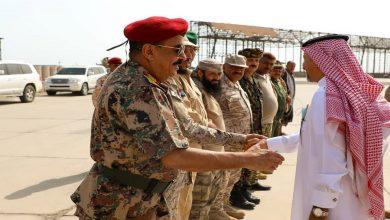 Photo of لجنة عسكرية سعودية تصل عدن للبدء بتنفيذ الشق العسكري من اتفاق الرياض